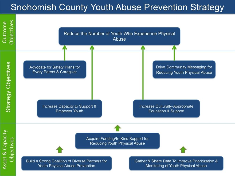 Youth Abuse Prevention Strategy Map