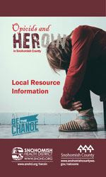 Heroin Resources Brochure Cover Opens in new window